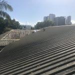 Full metal re-roofing