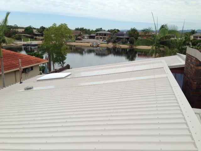 New Roof Installation Gold Coast