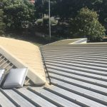 CJ Taylor metal roofing Gold Coast