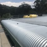 commercial metal roofing GC Roofing Southport