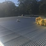 Zincalume metal roofing CJ Taylor Metal Roofing 2018